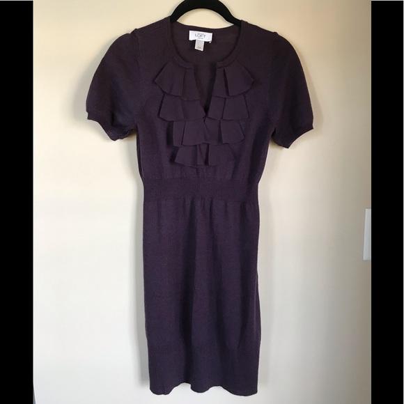 LOFT Dresses & Skirts - LOFT Lightweight Sweater Dress